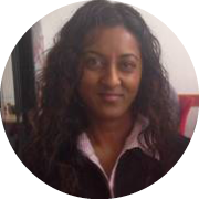 Photograph of Priya Bala, Programme Manager at NHS IMAS